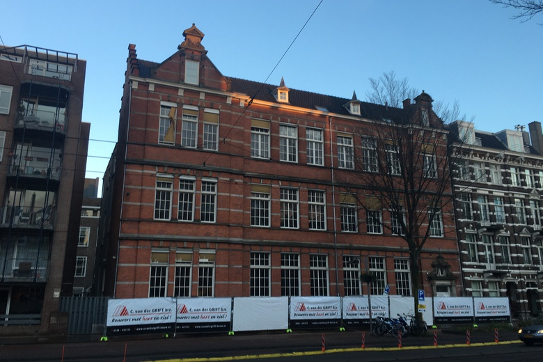 KantoorruimteaanOvertoom 16<br/> inAmsterdam
