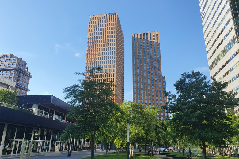 KantoorruimteaanGustav Mahlerplein 3<br/> inAmsterdam