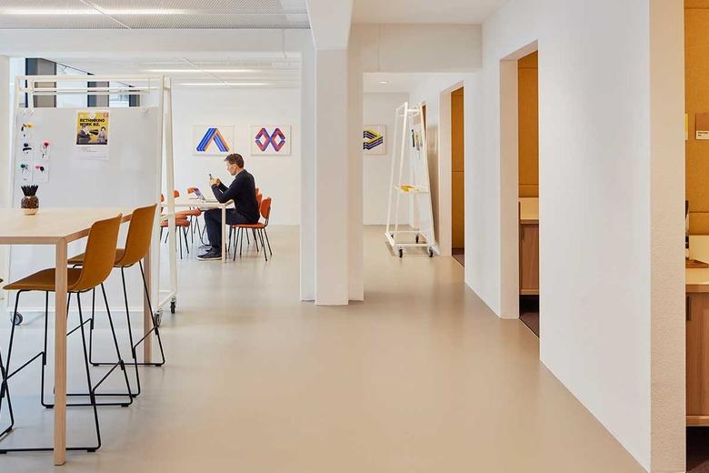 KantoorruimteaanMr Treublaan 7<br/> inAmsterdam