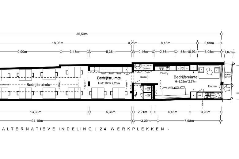 KantoorruimteaanBloemgracht 17H<br/> inAmsterdam