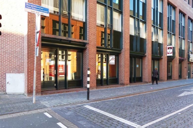 WinkelruimteaanBurgemeester van Hasseltstraat 52A<br/> inBergen op Zoom