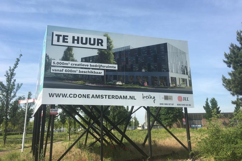KantoorruimteaanDisketteweg 53<br/> inAmsterdam