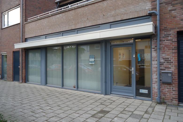 PraktijkruimteaanNarcisstraat 2a<br/> inKatwijk