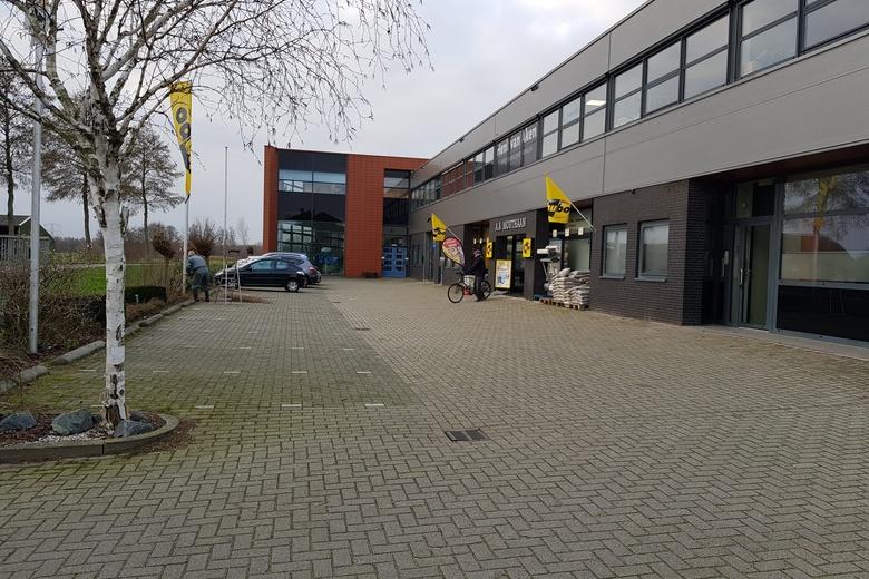 BedrijfsruimteaanMelkweg 16A<br/> inBleskensgraaf