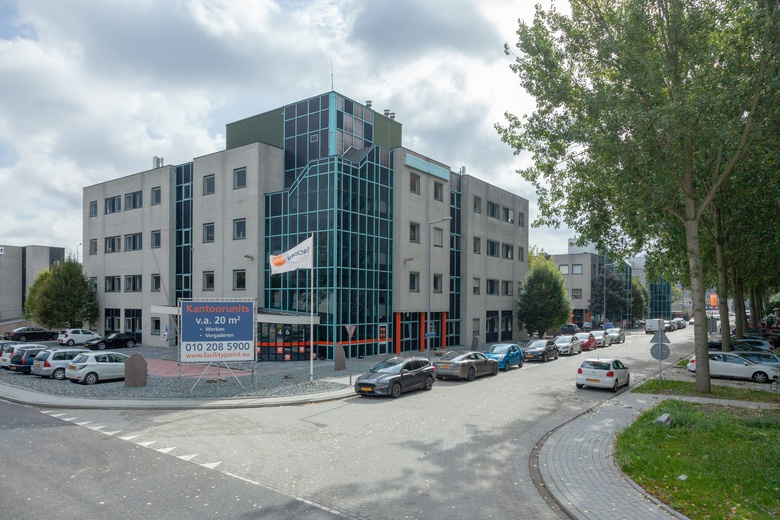 Corkstraat 34-36 In Rotterdam