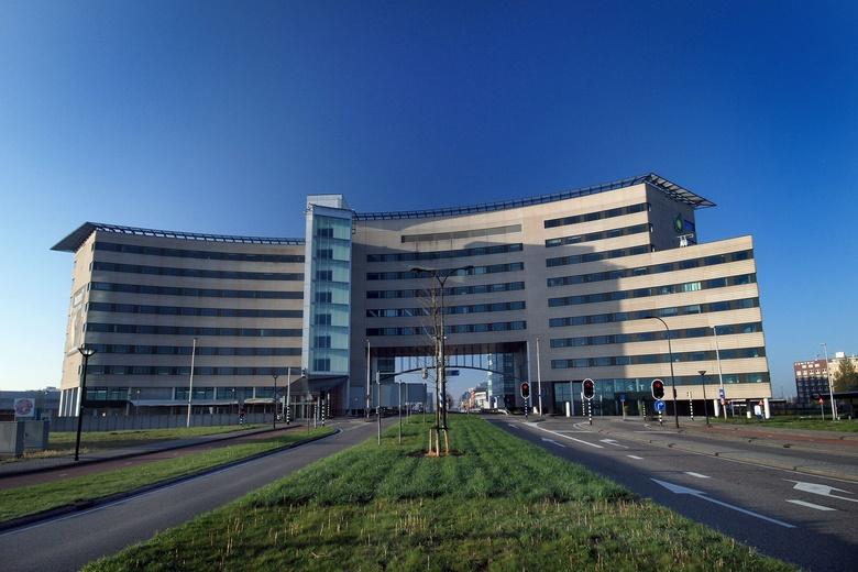 Rivium Boulevard 301-320 In Rotterdam