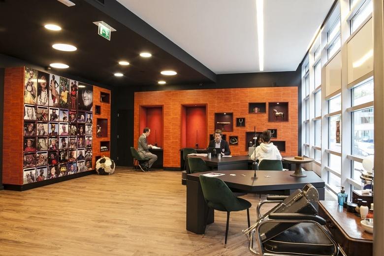WerkplekaanClaude Debussylaan 7-29<br/> inAmsterdam