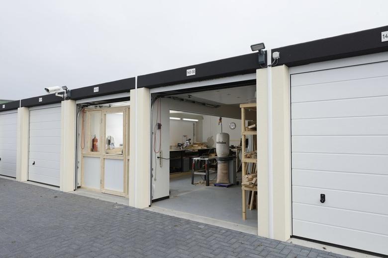 GarageboxaanZandzuigerstraat 12<br/> inDen Bosch