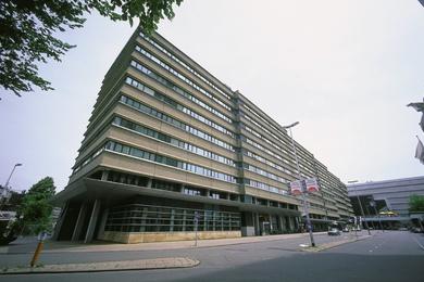 Jaarbeursplein 22 In Utrecht