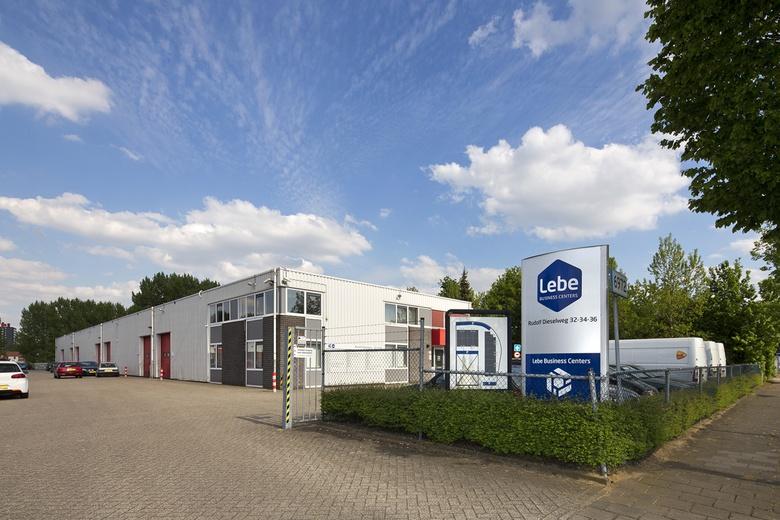 BedrijfsruimteaanRudolf Dieselweg 34<br/> inVenlo