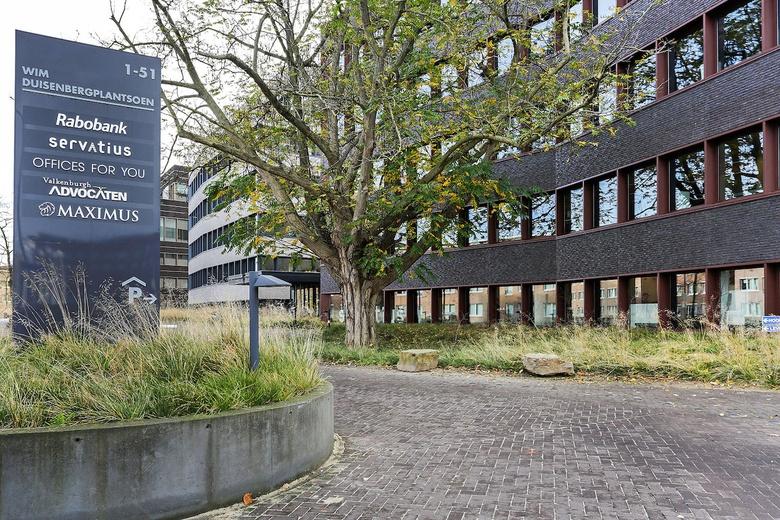 KantoorruimteaanWim Duisenbergplantsoen 31<br/> inMaastricht