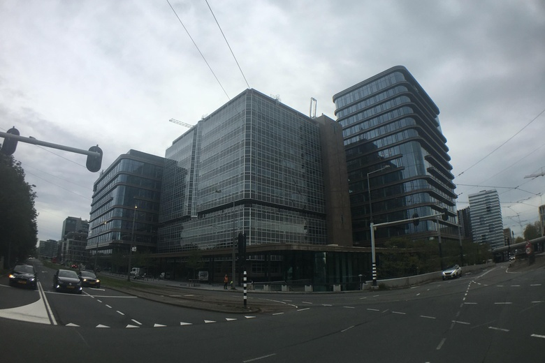 KantoorruimteaanStrawinskylaan 3001<br/> inAmsterdam