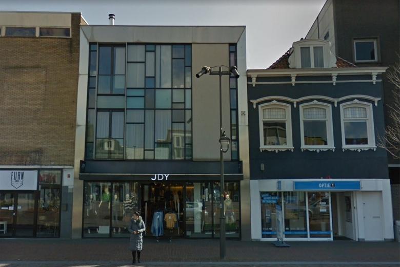 WinkelruimteaanBreestraat 61<br/> inBeverwijk